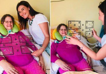 Intervista alla collega Vanessa, che crea tavole E-TRAN personalizzate per i malati di SLA