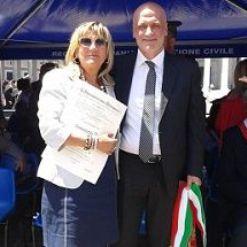 L'infermiera napoletana Antonella Peluso nominata Cavaliere della Repubblica