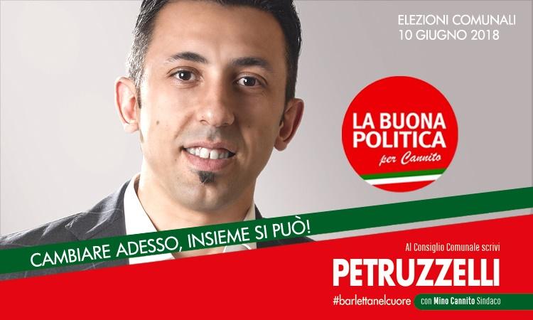 Non farti influenzare, Vota un Infermiere: Savino Petruzzelli candidato al comune di Barletta