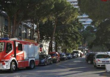 Osp. San Martino: ancora un incendio doloso in reparto