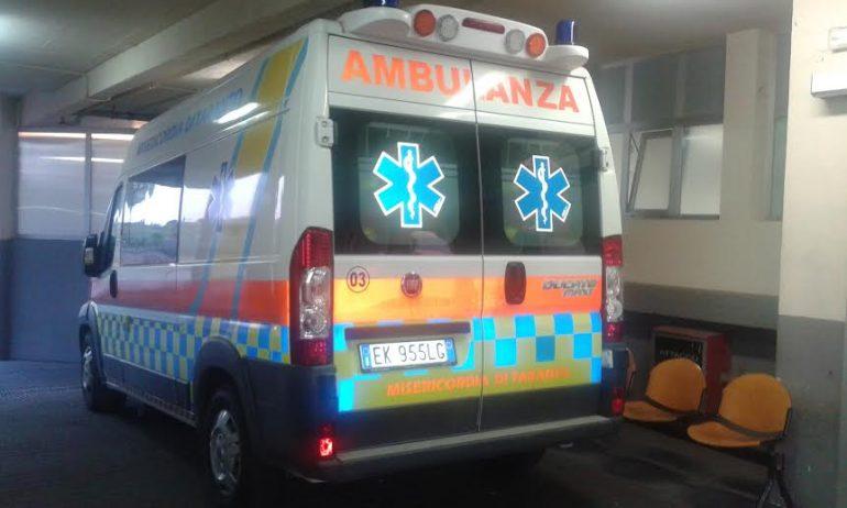 """Taranto, """"Sulle ambulanze del 118 manca personale qualificato"""""""