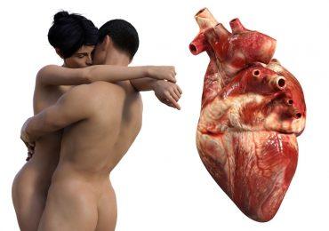 Fare sesso regolarmente fa bene al cuore