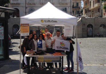 """In Sicilia 13 gazebo """"Udicon"""" per raccogliere opinioni e denunce di malasanità davanti agli ospedali"""