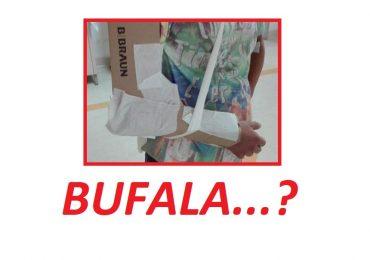 Ingessature col cartone a Reggio Calabria: è una bufala?