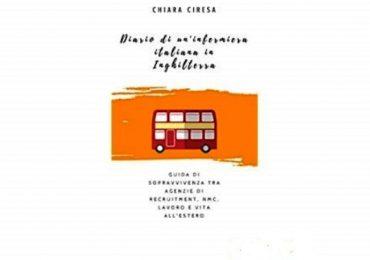 """""""Un libro per raccontare la mia esperienza di infermiera italiana in UK"""" 1"""
