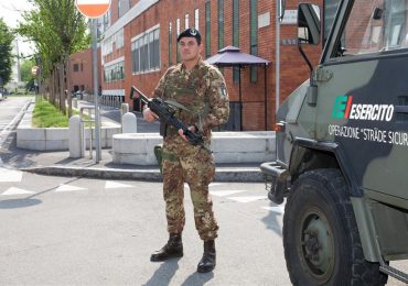 """Esercito presto negli ospedali italiani con l'operazione """"Strade Sicure"""""""