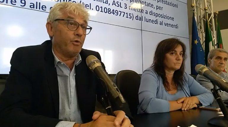 Emergenza sanitaria a Genova: potenziata l'offerta di prestazioni ambulatoriali, specialistiche sul territorio