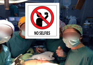 Infermieri e Selfie: illecito penale e Deontologico 1