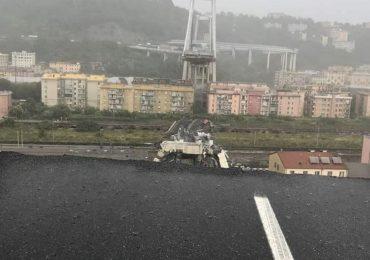 OPI Genova esprime vicinanza alle famiglie delle vittime