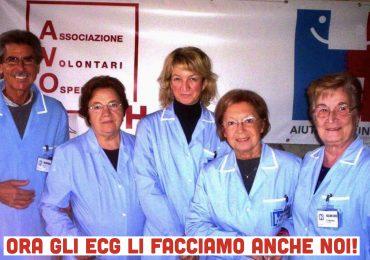 P.S. Palmanova: ossigenoterapie e ECG diventano competenze dei volontari