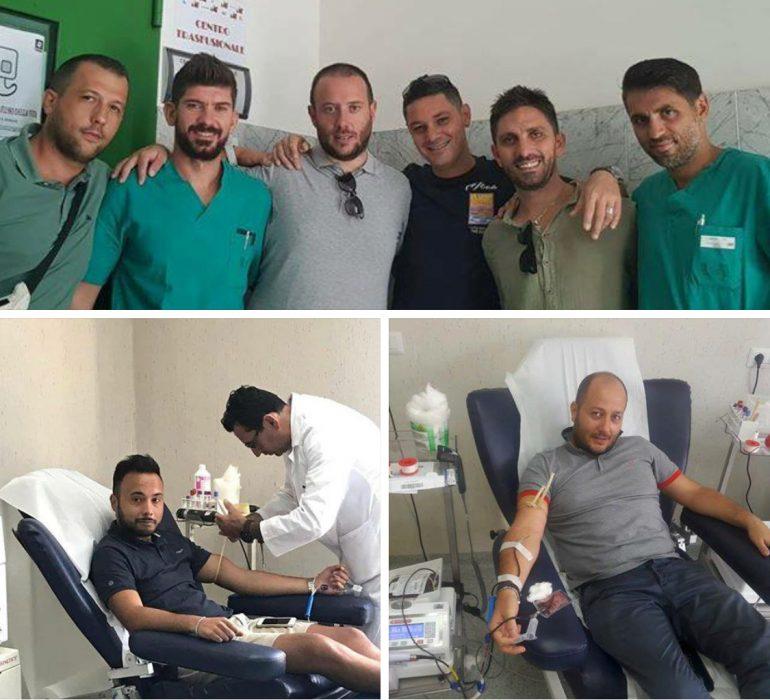 Prosegue la carenza di emoderivati al Pascale: infermieri fuori servizio donano il proprio sangue