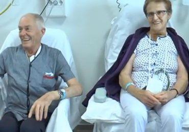Treviso, coniugi 80enni operati al cuore nello stesso momento