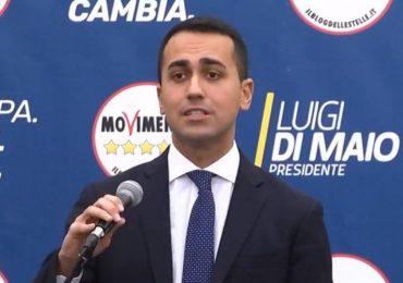 """Vaccini, Di Maio """"Il nuovo anno inizierà in regime di decreto Lorenzin"""""""