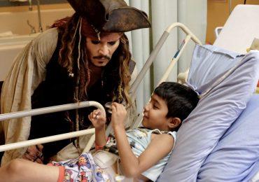 I pirati sbarcheranno al Gaslini per fare
