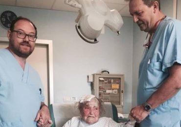 Cesena: operata a 111 anni per carcinoma
