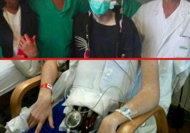 """Dopo 6 mesi con il """"Berlin Heart"""" riceve un cuore nuovo:""""È il dono di un angelo"""""""