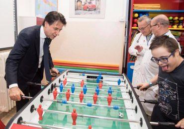 """Il Premier Conte in visita a """"Casa Sollievo della Sofferenza"""": Grazie a tutto il personale 1"""