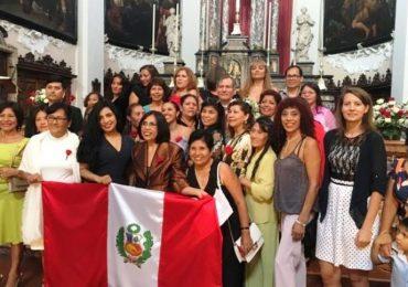 Milano, Santa Rosa da Lima festeggiata dagli infermieri peruviani