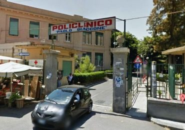 Palermo, paziente aggredisce medico: timpano perforato