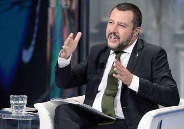 """Salvini: """"Porteremo l'età pensionabile a 62 anni"""""""