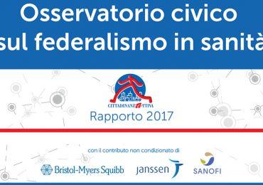 Federalismo in sanità, presentato il rapporto dell'Osservatorio civico