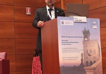 A San Marino il XXIV congresso nazionale CID: Bruno Cavaliere eletto presidente 1