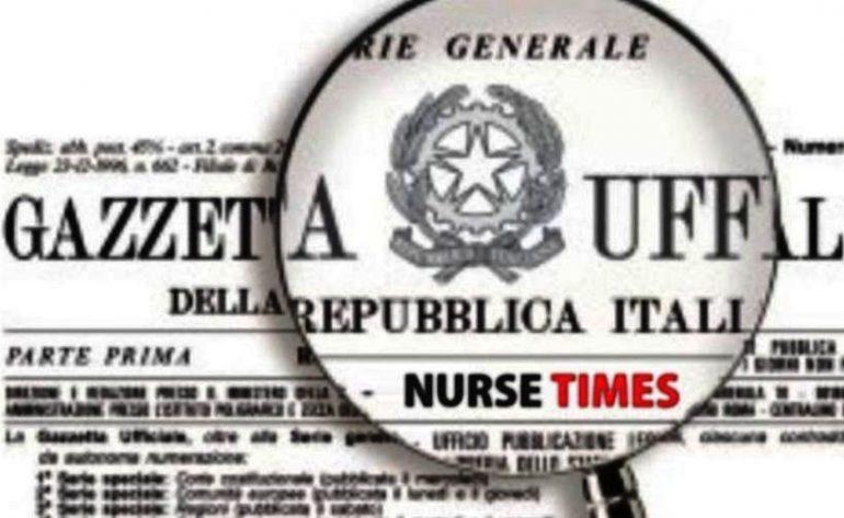 Asp Casa di riposo e pensionato Imperia: concorso pubblico per 3 infermieri