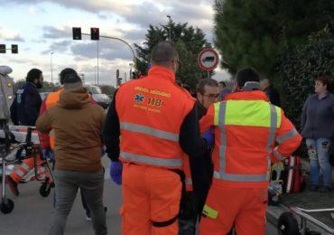 Bari: terribile schianto tra ambulanza in codice rosso e vettura