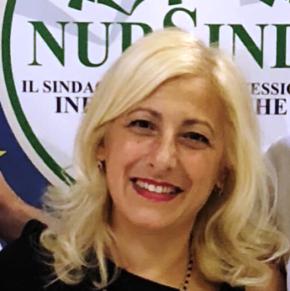 Fausta Pileri nel direttivo nazionale Nursind