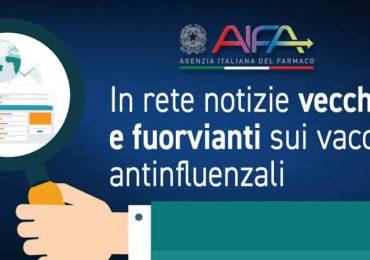 """Influenza, """"Nessun divieto Aifa in tema di vaccini"""""""