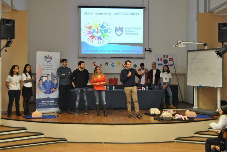 L'OPI Catania: i giovani della Consulta, docenti per un giorno