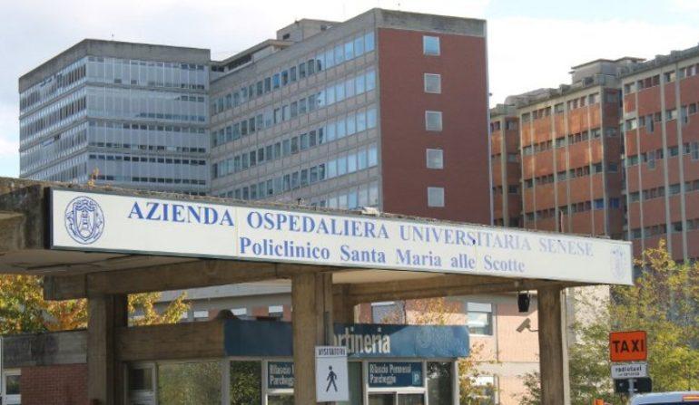 Siena, Nursing Up contro il demansionamento degli infermieri al Santa Maria alle Scotte