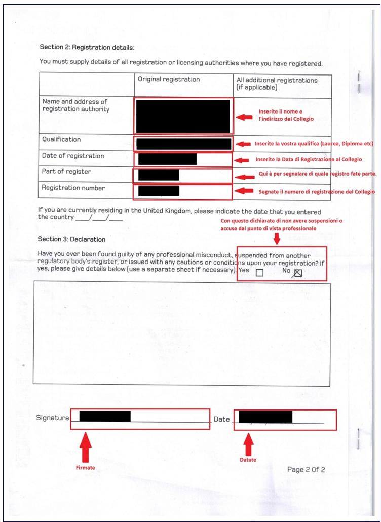 L'iscrizione al NMC: guida completa per lavorare come infermiere nel Regno Unito 5