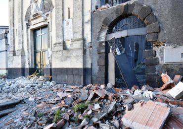 Sisma a Catania, allertati gli infermieri del Cives