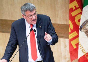 Cgil, Maurizio Landini è il nuovo presidente