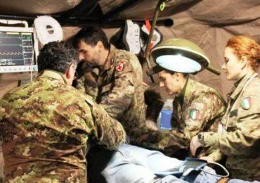 Esercito, l'operatore logistico della sanità e l'operatore sociosanitario sono finalmente realtà