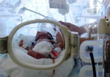 Mortalità infantile, al Sud è più alta del 40%