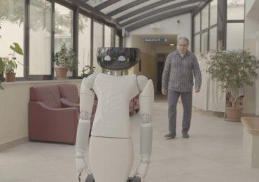S. Giovanni Rotondo: debuttano i robot umanoidi in corsia per fare diagnosi e monitorare i pazienti