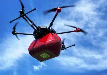 Vinci, il volo del drone salvavita di ABzero