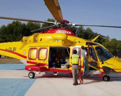 Sardegna, compensi in ritardo: gli infermieri minacciano di fermare l'elisoccorso