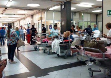 Caos nei Pronto soccorso campani: i medici si mobilitano