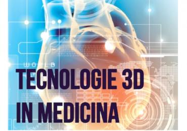 """Fad Ecm Gratuito """"Tecnologie 3D in medicina: presente e futuro"""" per tutte le professioni sanitarie"""