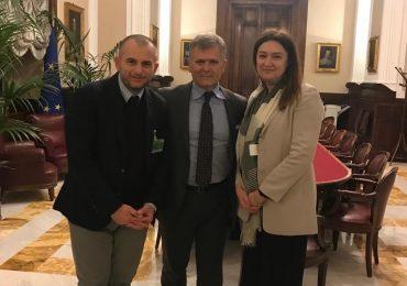Incontro FNOPI - Sottosegretario Ministero su carenza e sviluppo delle competenze degli infermieri
