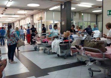 Napoli, i Pronto soccorso sono ancora nel caos