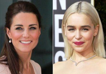 Nursing Now, l'attrice Emilia Clarke sostiene la campagna insieme a Kate Middleton