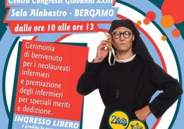 OPI Bergamo: sarà Suor Nausicaa l'ospite della cerimonia per la Giornata Internazionale dell'Infermiere