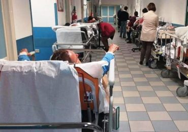 Ospedale di Susa, Pronto soccorso sovraffollato e personale allo stremo