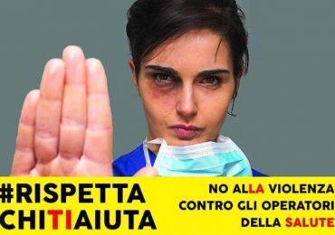 #RispettaChiTiAiuta: l'iniziativa di Opi Arezzo contro la violenza sugli operatori sanitari