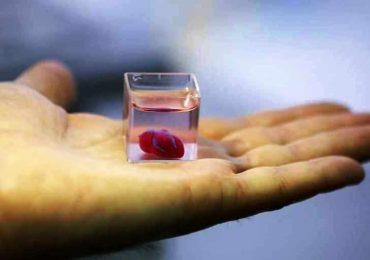 Chirurgia del futuro: il cuore stampato in 3D