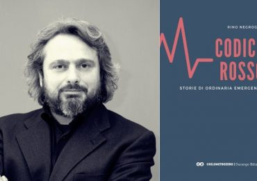 """""""Codice rosso"""": il quarto libro di Rino Negrongo"""